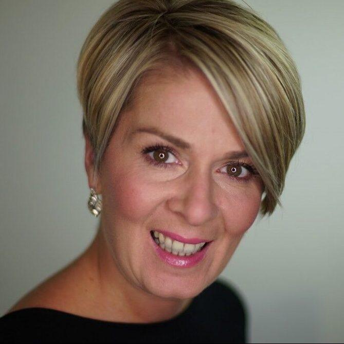 Penny Haslam - Don't Panic Speaker Bureau