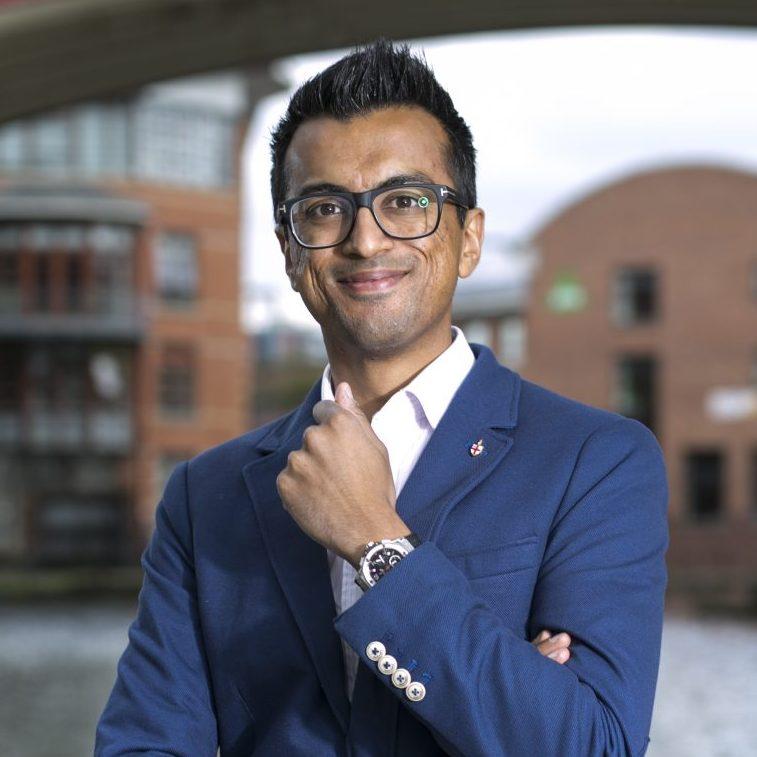 Vikas Shah - Don't Panic Speaker Bureau